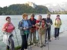 Tečaj Nordijske hoje - Bled 2009